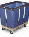 Economy Basket Truck with Permanent Liner